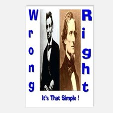 Wrong and Right Postcards (Package of 8)