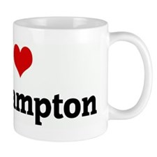 I Love Southampton Mug