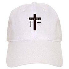 Jesus Cross Baseball Cap