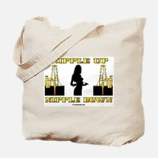 Nipple Up Nipple Down Tote Bag