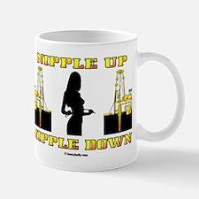 Nipple Up Nipple Down Mug