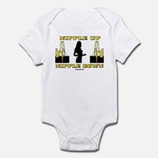 Nipple Up Nipple Down Infant Bodysuit