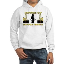 Nipple Up Nipple Down Hoodie