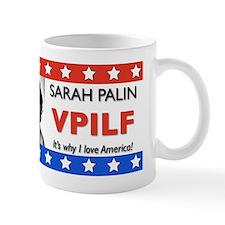 SARAH LOVE AMERICA VPILF Mug