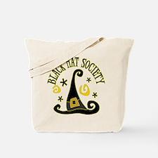 Black Hat Society Tote Bag