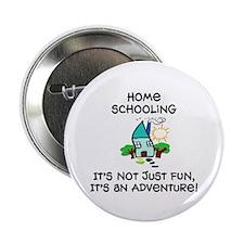 """Unique Adventurous 2.25"""" Button (10 pack)"""
