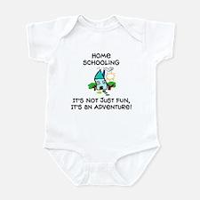 Cute Home education Infant Bodysuit