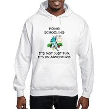 Funny Home schooling Hoodie