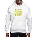 """Life is an Adventure"" Hooded Sweatshirt"