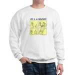 """Life is an Adventure"" Sweatshirt"