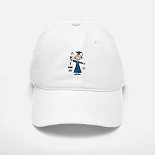 Girl Graduate Baseball Baseball Cap