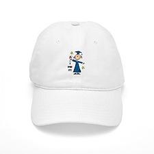 Girl Graduate Baseball Cap
