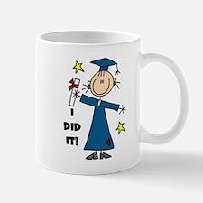 Girl Graduate Mug