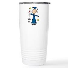 Girl Graduate Travel Mug