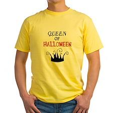 Queen of Halloween T