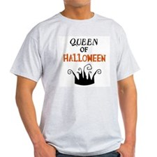 Queen of Halloween T-Shirt