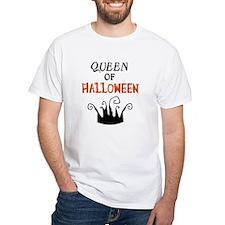 Queen of Halloween Shirt