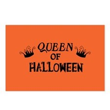Queen of Halloween Postcards (Package of 8)