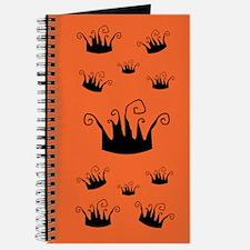 Queen of Halloween Journal