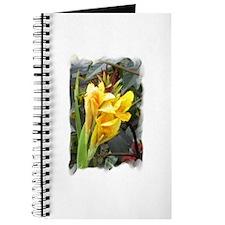 Cool Yellow wedding Journal