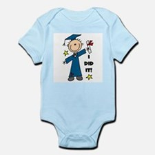 Boy Graduate Infant Bodysuit