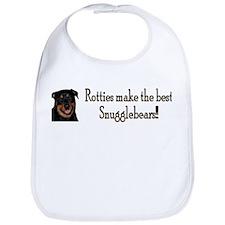 Rotties are Sungglebears Bib