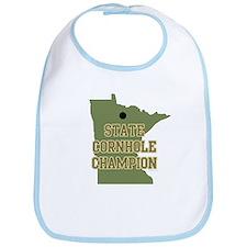 Minnesota State Cornhole Cham Bib