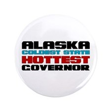 "Alaska Governor 3.5"" Button (100 pack)"