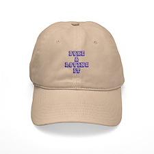Dyke and Loving It Baseball Cap
