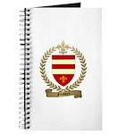 FOUBERT Family Crest Journal