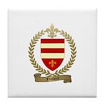 FOUBERT Family Crest Tile Coaster