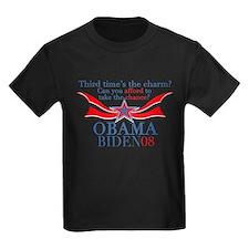 Third Time Charm? Obama T-Shirt T