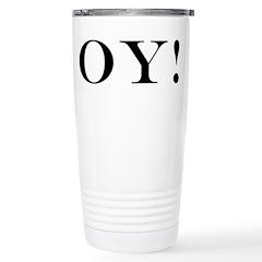 Oy! Travel Mug