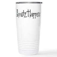 Shmutz Happens Travel Mug