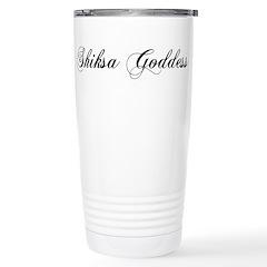 Shiksa Goddess Travel Mug