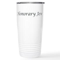 Honorary Jew Travel Mug