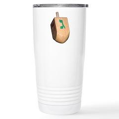 dreidel Travel Mug