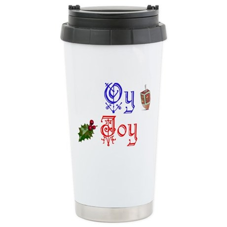 Oy Joy Stainless Steel Travel Mug