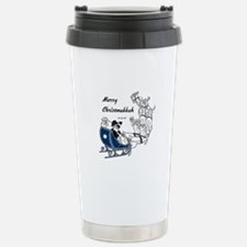 Merry Christmukkah Travel Mug