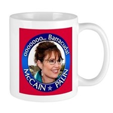Sarah Palin - ooooo Barracuda Mug
