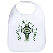Celtic Cross (Gaelic) Bib