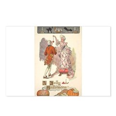 Jolly Halloween Postcards (Package of 8)
