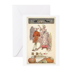Jolly Halloween Greeting Cards (Pk of 10)