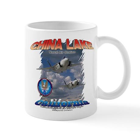 China Lake NAWS Mug