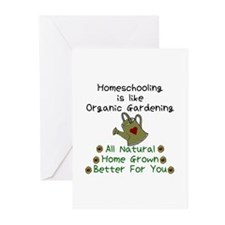 Unique Homeschooling Greeting Cards (Pk of 10)