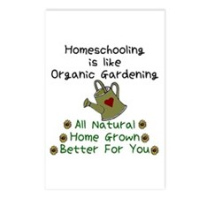 Unique Home school Postcards (Package of 8)