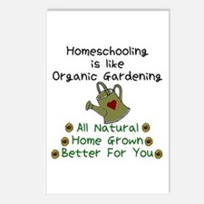 Funny Home school Postcards (Package of 8)