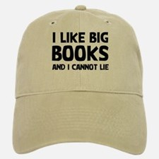 I Big Books Baseball Baseball Cap