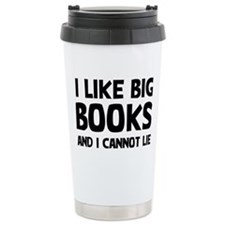 I Big Books Travel Mug