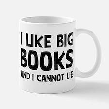 I Big Books Mug